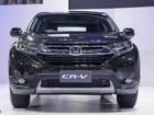 Ảnh thực tế Honda CR-V 7 chỗ vừa ra mắt