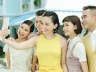 Xu hướng selfie nhóm với camera góc rộng