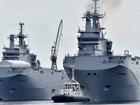 Tàu Hải quân Mistral của Pháp sẽ tập trận chung với Hải quân Việt Nam