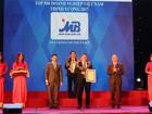 MB dẫn đầu nhóm Ngân hàng cổ phần trong Bảng xếp hạng 500 doanh nghiệp Việt Nam thịnh vượng 2017