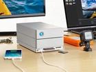 LaCie ra mắt dock lưu trữ RAID 2big 2-bay với công nghệ Thunderbolt 3
