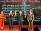 """SeaBank lần thứ 6 được Bộ Công thương trao tặng giải thưởng """"Thương mại dịch vụ Việt Nam"""""""
