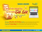 Nama Bank gia tăng lợi ích cho khách hàng với nhiều ưu đãi đặc biệt