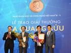 Lượng bằng sáng chế của Việt Nam còn kém so với khu vực