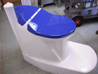 Tương lai đi vệ sinh sẽ không cần dội nước?