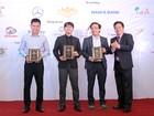Nam A Bank ưu đãi thẻ Mastercard Platinium tại giả golf Đà Lạt Open Championship 2017