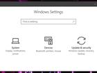 Ẩn tùy chọn thiết lập trong Settings của Windows 10