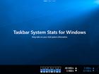 Xem trạng thái CPU, RAM, đĩa cứng, mạng từ taskbar trên Windows