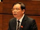 Bộ trưởng Bộ NN&PTNN trả lời chất vấn trước Quốc hội