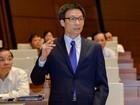 Video: Phó Thủ tướng Vũ Đức Đam trả lời chất vấn về Sơn Trà
