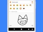 Bàn phím Gboard cho phép tìm emoji bằng hình vẽ