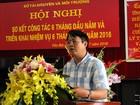 Em trai Bí thư Yên Bái được bổ nhiệm Giám đốc sở khi chưa đủ điều kiện
