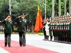 Tướng Trung Quốc cắt ngắn chuyến thăm Việt Nam do có việc đột xuất