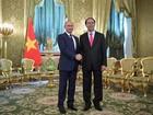 Việt - Nga ra tuyên bố chung về chuyến thăm của Chủ tịch nước