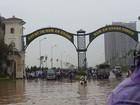Những khu đô thị nào chìm trong biển nước sau mưa lớn ở Hà Nội?