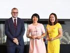 Ngân hàng Việt đạt danh hiệu ứng dụng CNTT của nước ngoài