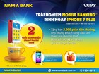 Nam A Bank ra mắt giao diện Mobile Banking