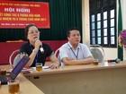 """Chủ tịch Hà Nội yêu cầu kiểm tra thông tin 'dân bị làm khó"""""""