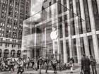 Khối thủy tinh tráng lệ trước cửa Apple Store lại bị dời đi!