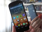 Điện thoại hai màn hình của Nga ra mắt phiên bản 3