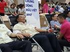 Samsung Việt Nam phát động chương trình hiến máu nhân đạo lần thứ 8