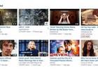 YouTube hiển thị hình thu nhỏ video dưới dạng ảnh động