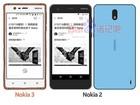Xuất hiện hình ảnh điện thoại giá rẻ Nokia 2