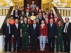 Hoàng Xuân Vinh từ chối nhận danh hiệu Anh hùng Lao động
