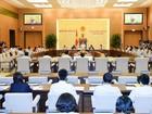 Hôm nay, Ủy ban Thường vụ Quốc hội khóa XIV họp phiên thứ 3