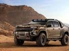 """Chevrolet Colorado ZH2 concept: Xe """"tàng hình"""" của Quân đội Mỹ"""