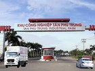 Vướng mắc thủ tục, FDI vào các KCN-KCX TP. HCM giảm mạnh