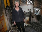 Máy giặt Samsung phát nổ rồi bốc cháy, một phụ nữ bị ngạt khói