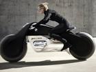 Mô tô BMW Vision Next 100 đến từ tương lai