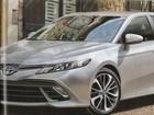 Thiết kế Toyota Camry 2018 sẽ bớt phần bảo thủ?