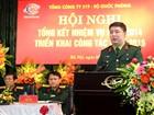 Đại tá Phùng Quang Hải thôi chức Chủ tịch TCT 319