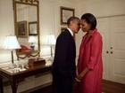 Những điều ít biết về chuyện tình của vợ chồng Tổng thống Obama