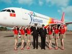 VietJet khai trương đường bay mới TP.HCM – Hồng Kông