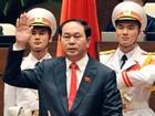 Chủ tịch nước Trần Đại Quang tái tuyên thệ nhậm chức