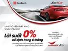 Mua ô tô tại Vietnam Motorshow 2017 với lãi vay chỉ từ 0 - 5%/năm