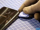 Mổ bụng Galaxy S7 xem tản nhiệt bằng chất lỏng