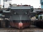 Cận cảnh siêu tàu sân bay hạt nhân 13 tỷ USD của Mỹ