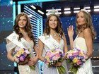 Vẻ đẹp trong sáng của Hoa hậu Nga 2016