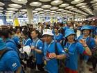 """Tỷ phú Trung Quốc """"bao"""" 2.500 nhân viên đi du lịch Tây Ban Nha"""