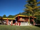 Triết lý 'trời tròn đất vuông' của người Việt hóa công trình độc đáo ở Bhutan