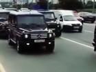 Video: Choáng với dàn xe sang của học viên cảnh sát mật Nga