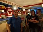 Video: Cực lạ quán cafe phong cách Triều Tiên giữa lòng châu Âu