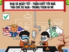 Hài hước bộ tranh về Tết hiện đại của sinh viên CNTT
