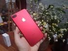 Cận cảnh chiếc iPhone 7 Plus màu đỏ đầu tiên tại Hà Nội