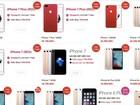 iPhone chính hãng đồng loạt giảm giá từ 1-3 triệu đồng