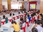 Start-UP Sông Hồng ra mắt buổi huấn luyện đầu tiên tại tỉnh Nam Định